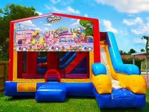 Bouncy House Shopkins Bounce House Bounce House Rentals In Miami Fl