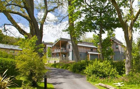 luxury woodland homes to rent at the cornwall