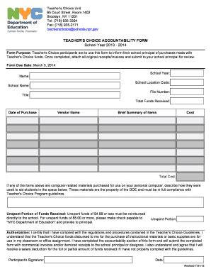 accountability form template pictures to pin on pinterest