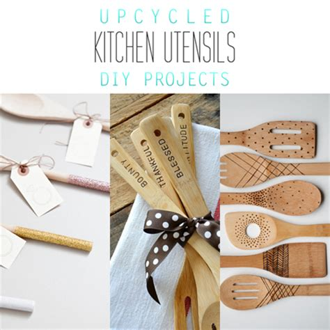 diy upcycled crafts upcycled kitchen utensil diy projects gifts