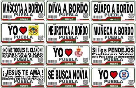 placas estado de mexico placas sticker de tu estado con nombres 15 x 150 00