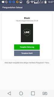 cara hack tema line android cara merubah tema line premium berbayar menjadi gratis di