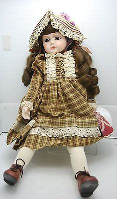 collection porcelain doll 76867 collection limited edition porcelain doll by