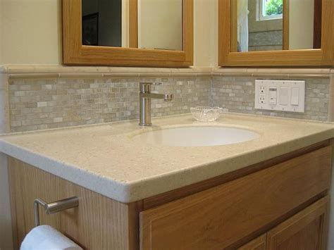 corian tile corian counter with integral corian sink glass tile