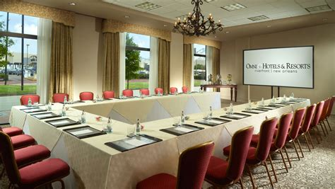 Meeting Rooms In New Orleans by New Orleans Meetings Omni Riverfront Hotel