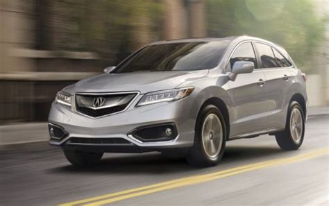 2016 acura rdx vs audi q5, bmw x3, mercedes benz glc class