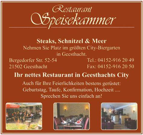 Speisekammer Menu by Restaurant Speisekammer Regionale Qualit 228 Tsanbieter
