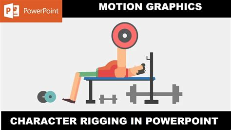 best powerpoint tutorial youtube the gym guy character rigging and motion graphics in