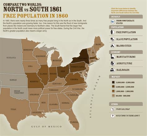 sectionalism north and south sectionalism rebel history