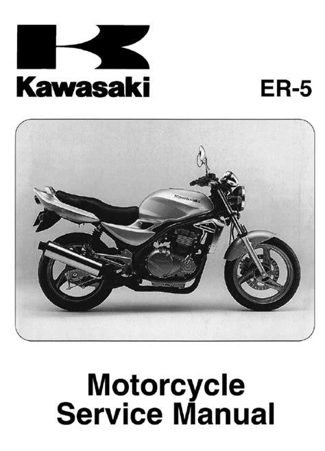 kawasaki er5 Workshop Repair Manual - PDF Download