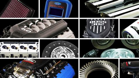 Ford Racing Parts by Parts