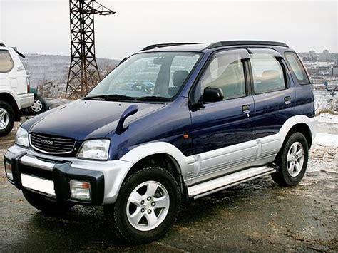 1998 daihatsu terios for sale