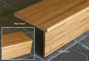 Tread For Stairs by Bamboo Stair Tread Stair Riser Stair Step Stair Case