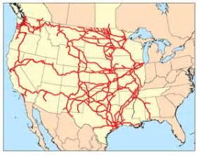 Bnsf Route Map by Big 7