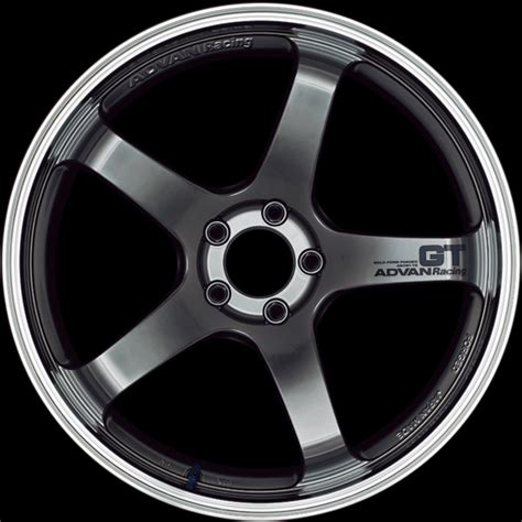 Advan 10 Inch advan racing wheels advan racing gt wheels racing hyper black 18 inch