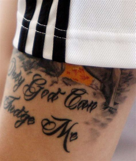 mesut ozil tattoo mesut ozil of headbands and heartbreak