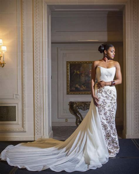 Which Wedding Dress by Serena Williams Wedding Dress Which Black Bridal