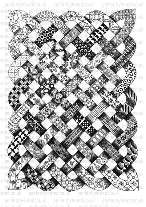 zentangle knot pattern 312 best images about how to draw doodles on pinterest