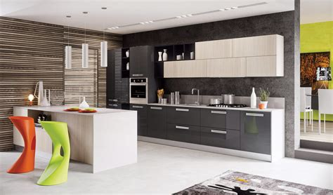 contemporary kitchen design kitchen designs that pop