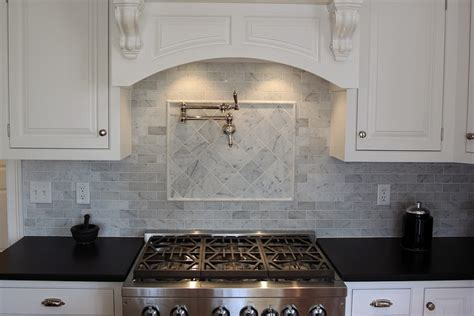 marble kitchen backsplash kitchen backsplash ideas