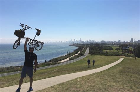 stanley melbourne stanley doing the brompton lift go stanley melbourne
