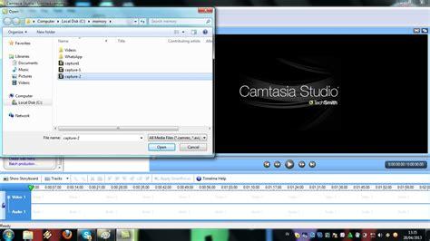 format video camtasia merubah file camtasia studio6 ke format avi blog ngawoer