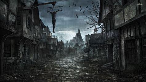 halloween spooky themes scary halloween desktop wallpapers wallpaper cave