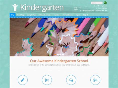 wordpress themes kindergarten free dinozoom best free wordpress themes 2016