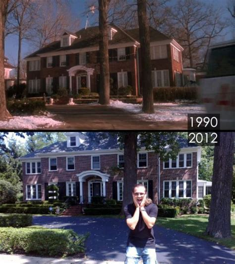 famous scenes then and now famous movie sets then and now 16 pics