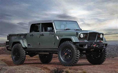 Jeep Gladiator 2016 Image Gallery Jeep Gladiator