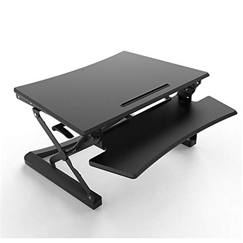 ergoneer preassembled healthy sit stand elevating computer