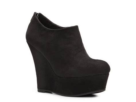 Wedges 5r madden relly wedge bootie on the hunt