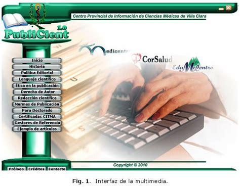 imagenes revistas medicas multimedia educativa para la publicaci 243 n cient 237 fica en