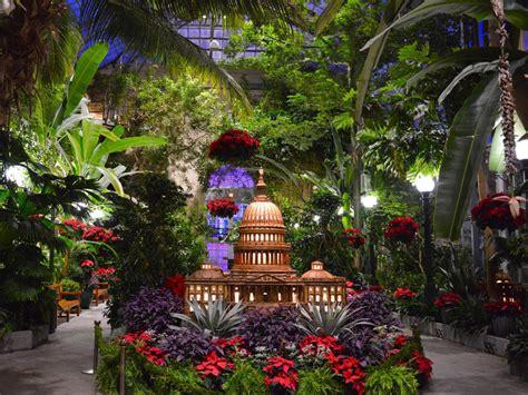 us botanic garden washington dc 50 things to do this december in washington dc