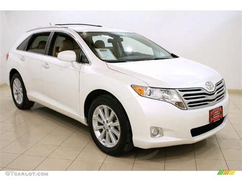 2010 Toyota Venza Colors 2010 Blizzard White Pearl Toyota Venza I4 46183836
