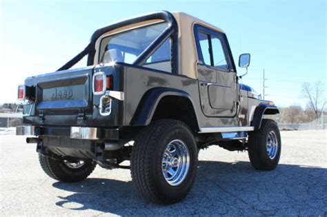Jeeps For Sale In Delaware Clean Solid 1984 Amc Jeep Cj7 Quot Rambler
