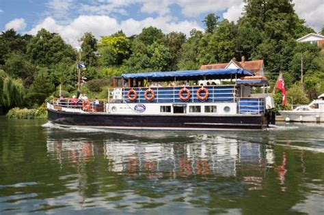 thames river cruise summer timetable summer boat trips with the caversham princess picture of