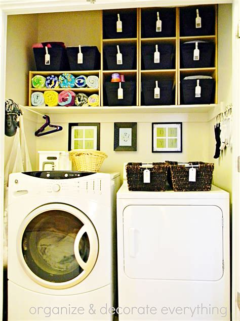 how to organize laundry closet laundry room a bowl of lemons