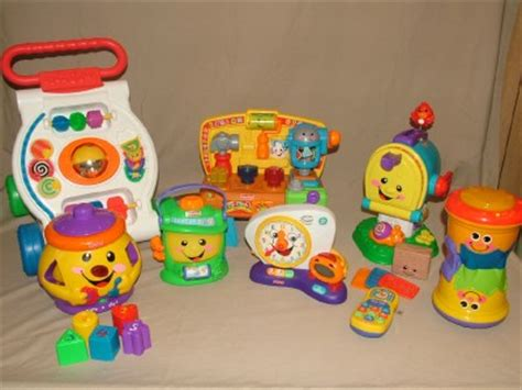 fisher price laugh and learn work bench 8 fisher price laugh learn fun toys lot cookie jar mailbox workbench lantern ebay