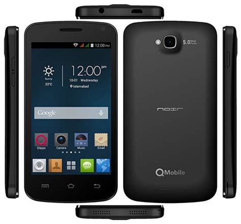 qmobile x80 price in pakistan 2015 latest