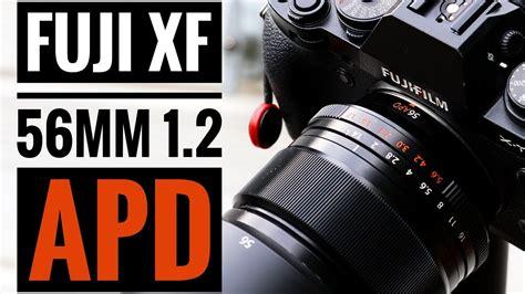 Fujifilm Lens Xf 56mm F1 2r fujifilm fujinon lens xf 56mm f1 2 r apd