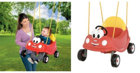cozy coupe swing little tikes cozy coupe swing 24 reg 40 toys r us