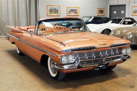 1959 chevrolet for sale 1959 chevrolet impala