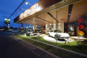 Car Dealership Lighting Design Used Car Dealership Inspired By Boutique Retailing Psfk