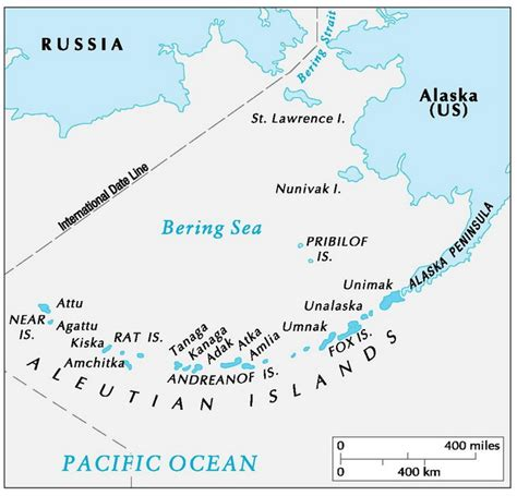 aleutian islands map geography of the aleutian islands geography