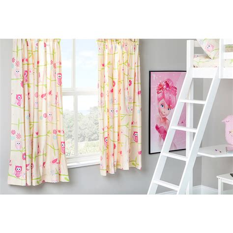 ebay nursery curtains childrens nursery curtains kids junior tweens tape top