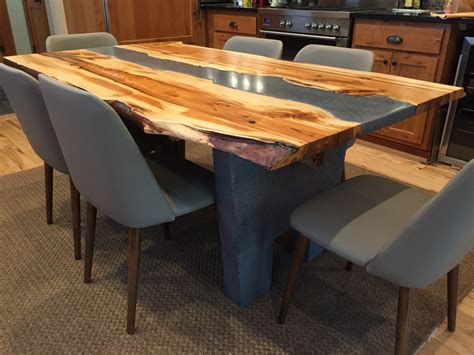 Handcrafted Furniture Seattle - handcrafted wood furniture seattle wa solid dining tabl on