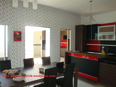 wallpaper meja dapur dekorasi cantik wall printing wallpaper design
