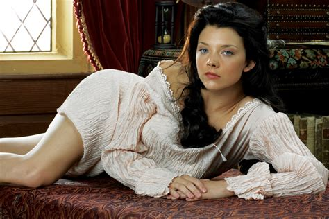 Natalie Dormer The Tudors Heropress Miss June Natalie Dormer