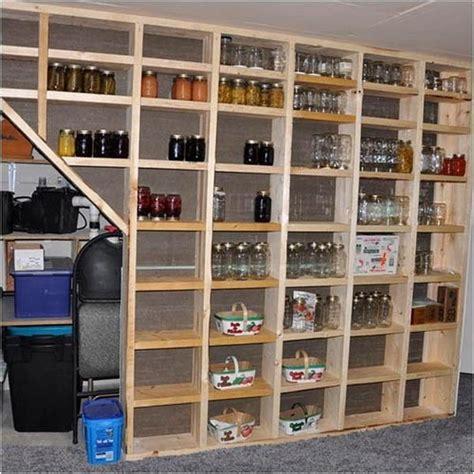 clever basement storage ideas hative